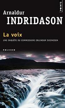 La Voix par Indriðason