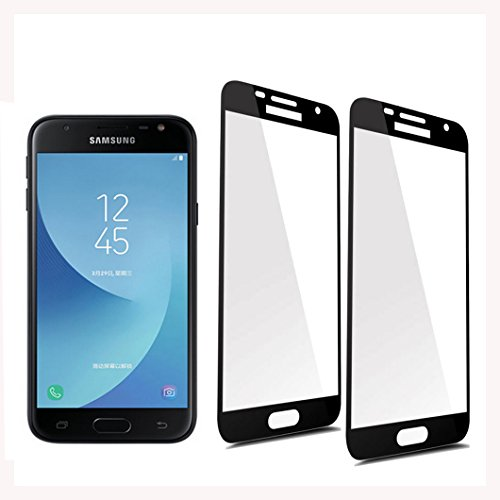 Tempered Glass For Samsung Galaxy J3 Pro (Clear) - 8