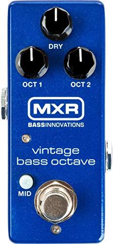 MXR Vintage Bass Octave Effect Pedal (M280)