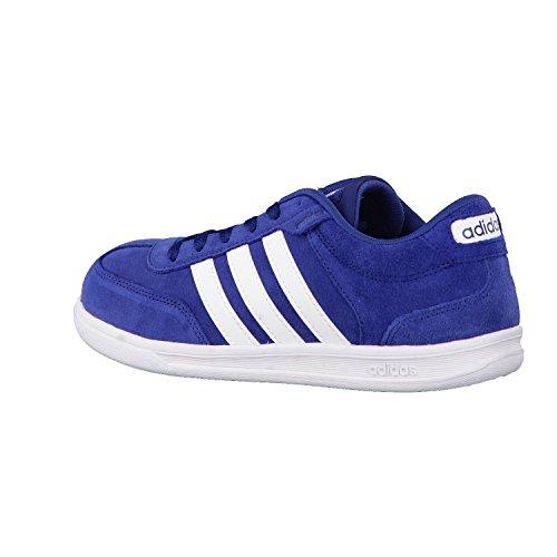 adidas NEO - Zapatillas de mezcla de tejidos para hombre mystery blue s17/ftwr white/ftwr white