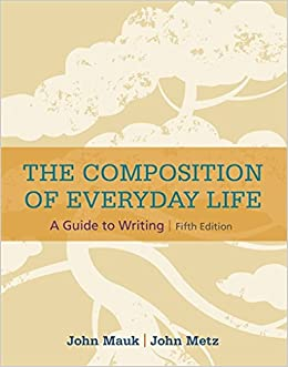 Book The Composition of Everyday Life (with 2016 MLA Update Card) (The Composition of Everyday Life Series)