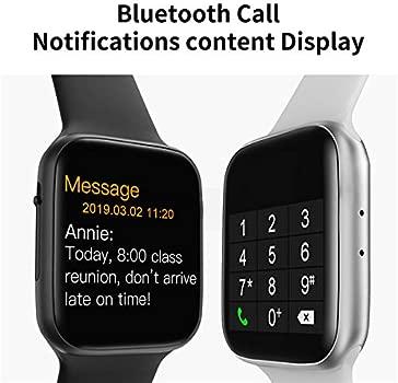 W34 Smart Watch Iwo 8 Plus ECG/PPG Smartwatch Heart Rate ...