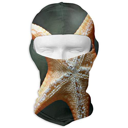 YIXKC Balaclava Starfish Best Great Windproof Ski Mask for Adults Motorcycling & Winter -