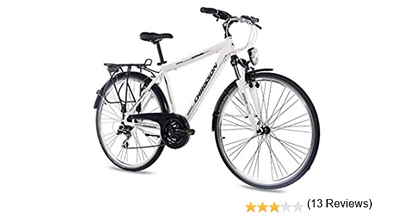 CHRISSON 28 pulgadas Lujo aluminio City Bike Bicicleta de ...