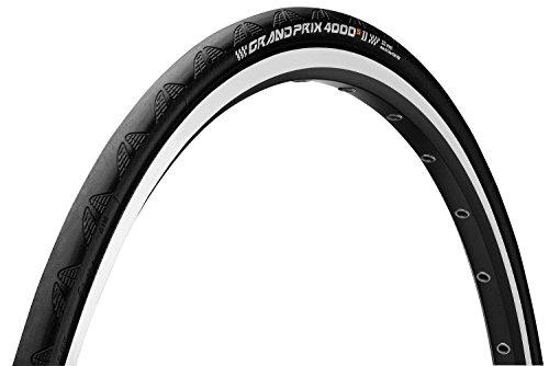 Continental Grand Prix 4000 Ii Bicycle Tire With Black Chili  700X20  Black