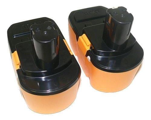 UPC 840894147753, 2 18V 2.0AH Ni-MH Replacement Battery for Ryobi 130224028 130255004 P100 18 Volt