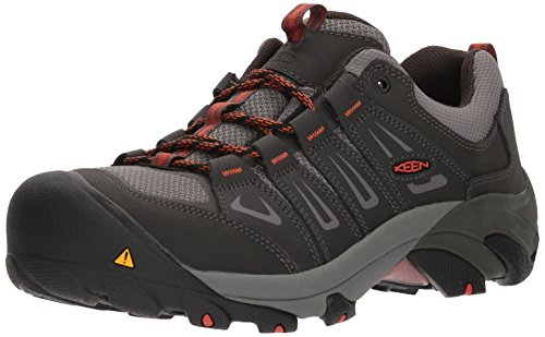 Image of KEEN Utility Men's Boulder Low Industrial Shoe
