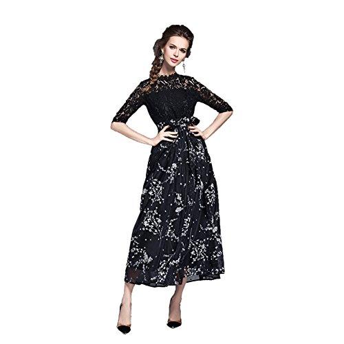 Buy belted ottoman dress - 5
