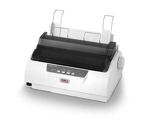 Oki Ml-1190 - Impresora matricial, 80 columnas, 24 Agujas ...