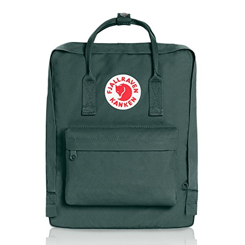 Fjallraven - Kanken Classic Pack, Heritage and Responsibility Since 1960, Forest - Aspen Shopping Guide