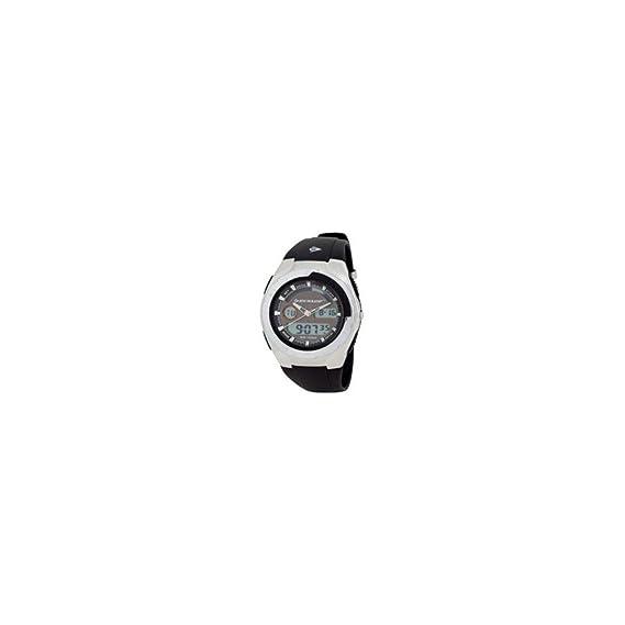 Dunlop DUN-193-G01 - Reloj Digital Para Hombre, color LCD/Negro: Amazon.es: Relojes