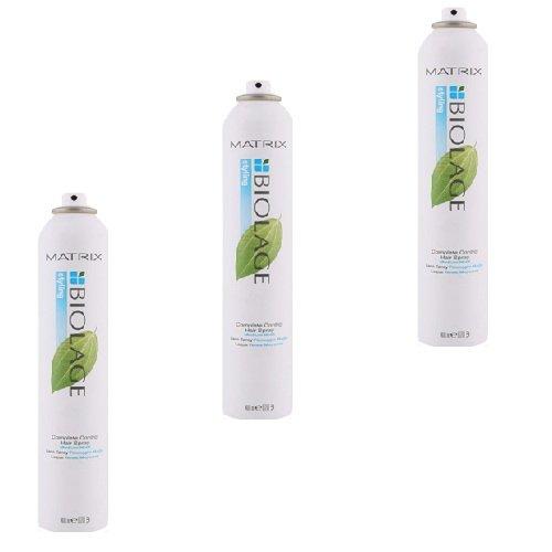 Matrix Biolage Complete Control Hair Spray for Unisex 400ml (pack of 3) (Matrix Biolage Complete Control Hair Spray)
