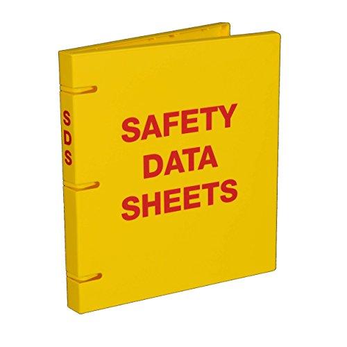 UniKeep Safety Data Sheets Binder product image