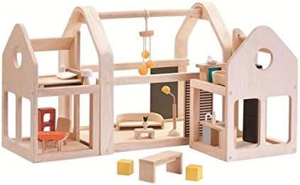 Amazon.es: PlanToys- Casa de muñecas Slide & go (7611): Juguetes y juegos