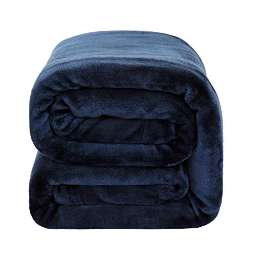 Bedsure Flannel Fleece Blanket 350GSM