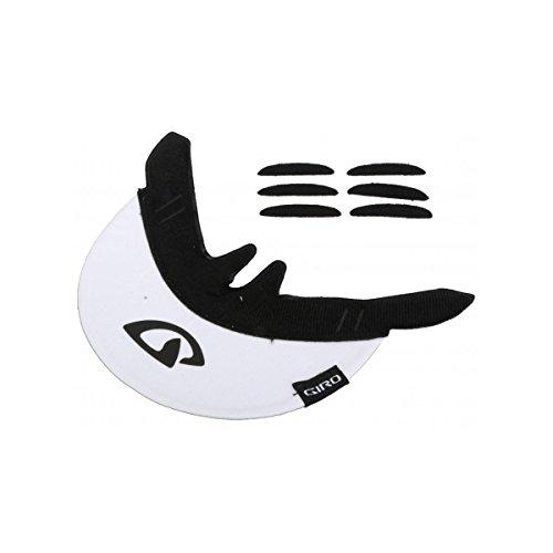 Cheap Giro Bicycle Helmet Replacement Cloth Visor (White)