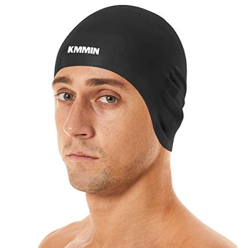 KMMIN Swim Cap 3D