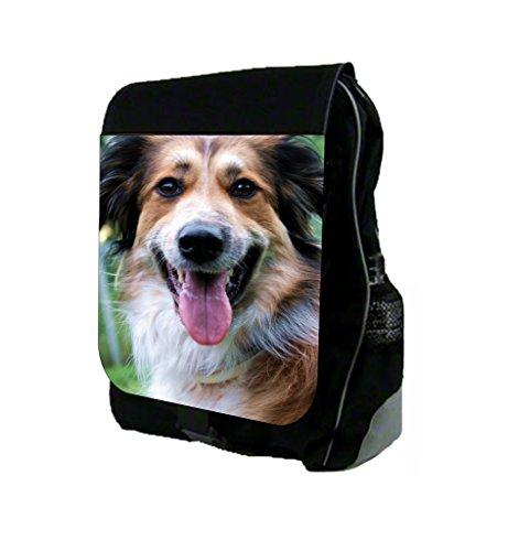 Australian Shepherd Dog - Rosie Parker Inc. TM School Backpack