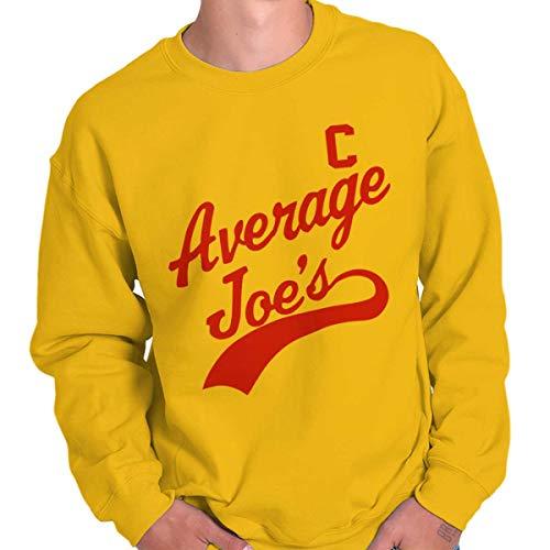 (Average Joes Funny Comedy Movie Dodgeball Crewneck Sweatshirt)