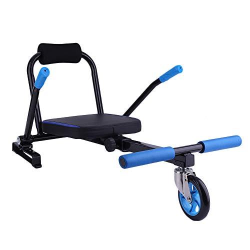 gfjfghfjfh Patinete eléctrico Kart Style Hoverboard Kart de ...