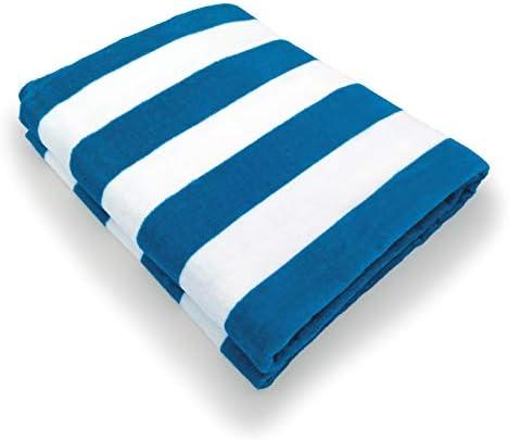 Exclusivo Mezcla Striped Lightweight Absorbent