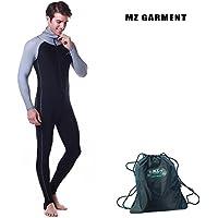 Rash Guard Men Women Lycra Full Body Diving Suit Full Wetsuit & Breathable Sports Dive Skins Running Snorkeling Swimming Kayaking