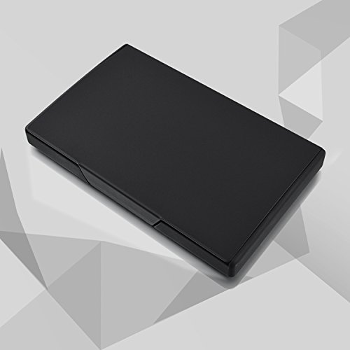 Maxgear professional business card holder free fingerprint pocket maxgear professional business card holder free fingerprint pocket business cards holders for men reheart Image collections
