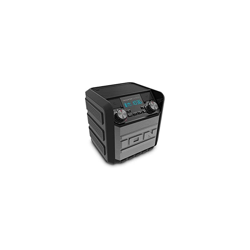 ION Audio Tailgater Express | Compact Wa