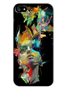 Christopher Tinnermon Fashionable TPU Unique fit for iphone 5/5s