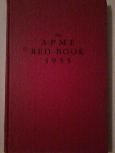 The A P M E Red Book (Eimer Frank)
