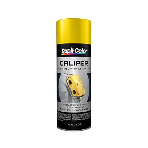 Dupli-Color BCP101 Yellow Brake Caliper Aerosol - 12 oz.