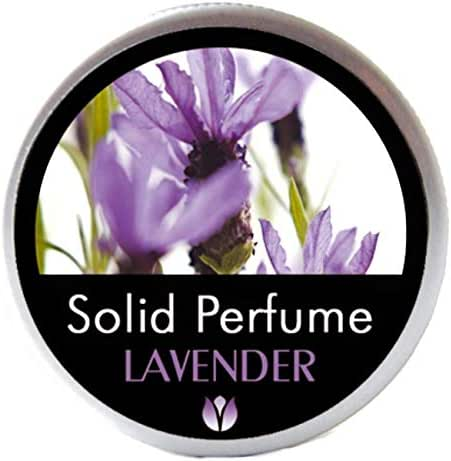 FLOWERLAND The Netherlands Solid Perfume 100% Natural & Vegan (Lavender)