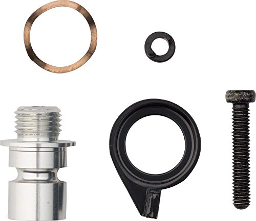 (SRAM B-bolt/axle kit, '10 X.9, X.7)
