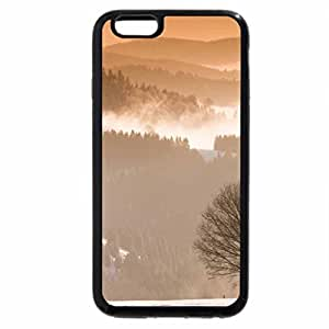 iPhone 6S / iPhone 6 Case (Black) winter in the black forest in germany