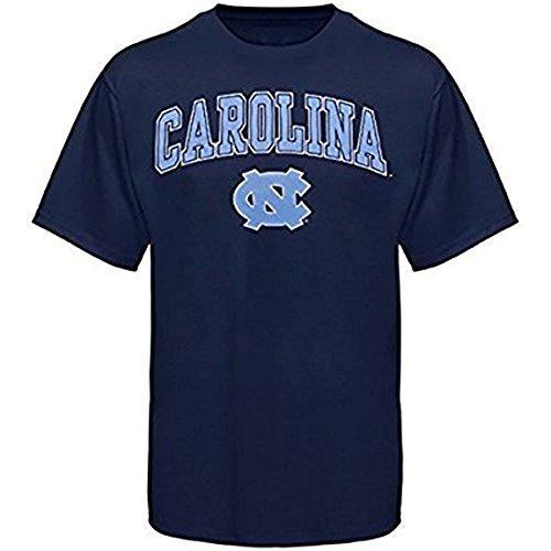 Anti Crime North Carolina Tarheels Shirt T-Shirt Basketball Jersey Decal University Apparel (XL) (Visor Football Decals)