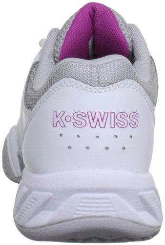 K-Swiss Bigshot Light Omni - Zapatillas Mujer White/Gllgry/Mgm