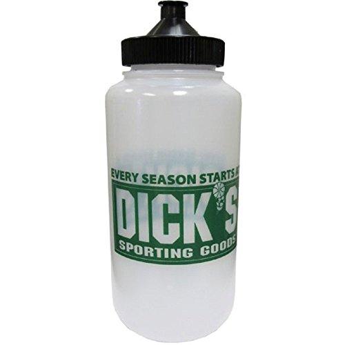 Sporting Goods Push Pull Water Bottle  White