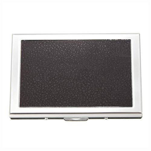 (Waterproof Stainless Steel Business Id Credit Card Wallet Holder Case Box P M7R1)