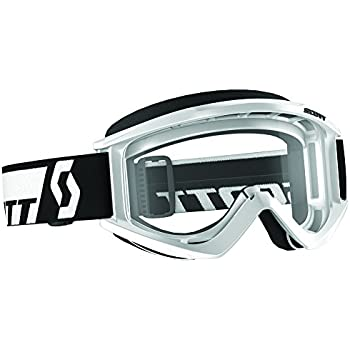 clear sports goggles  Amazon.com: 2015 FOX RACING GOGGLES MAIN RED CLEAR LENS MX OFF ...