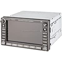 OEM Navigation Unit For Honda Civic w/Face Code 2AC6 2006 2007 2008 - BuyAutoParts 18-60088R Remanufactured