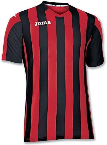 Joma Copa Camiseta de Equipación de Manga Corta, Hombre: Amazon.es ...