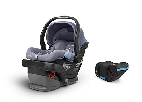 UPPA BABY MESA CAR SEAT WITH TRAVEL BAG (HENRY)