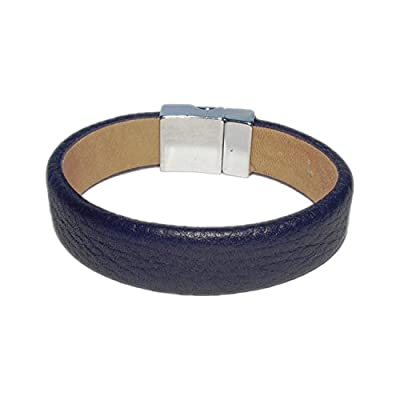 AUTHENTIC HANDMADE Leather Bracelet, Men Women Wristbands Braided Bangle Craft Multi [SKU003083]