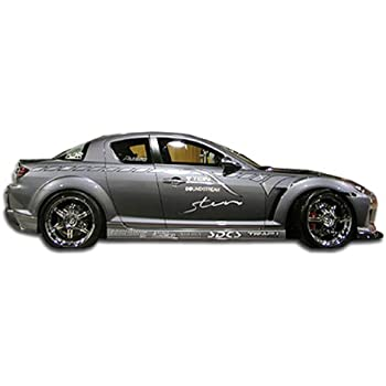 Amazon Com 2004 2011 Mazda Rx 8 Duraflex M 1 Speed Side