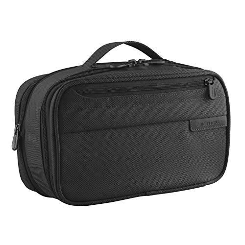 Briggs & Riley Baseline Expandable Toiletry Kit, Black - Baseline Briggs & Luggage Riley