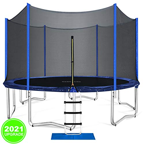 Orcc Trampoline New Upgrade