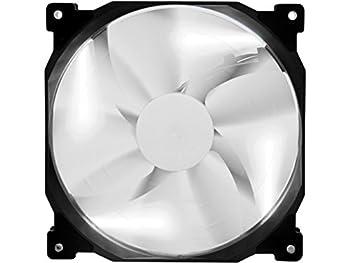 Phanteks Series Premier 140mm LED Case Cooling Fan PH-F140SP_BK_WLED White