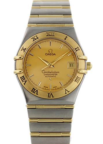 Omega Constellation Automatic-self-Wind Male Watch 1202.10.00 (Certified Pre-Owned)
