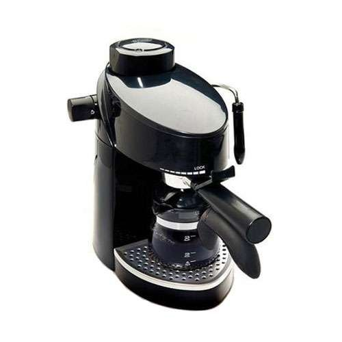 Continental Electric 4-cup Espresso Maker - Gourmet Coffee & Equipment