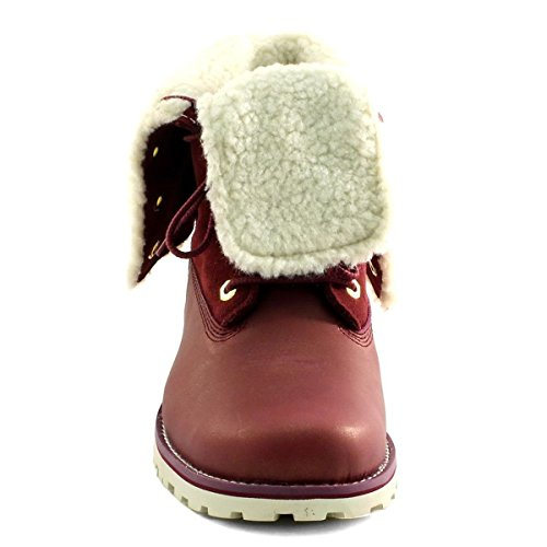 Timberland 6 In WP Shearling Boots Mädchen Pink